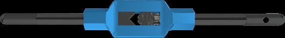 GSR Silver Haltewerkezuge Windeisen in blau